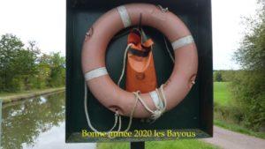 bonne annee 2020 les bayous