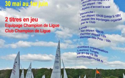 Finale du Championnat de Ligue Habitables du 30 mai au 1er juin 2020