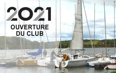 Ouverture du club le 14 Mars 2021